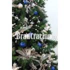 """Brad de Craciun 210 cm """"delicat"""""""