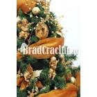 """Brad de Craciun 210 cm -""""ambra fina"""""""