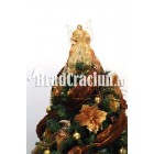 "Brad de Craciun 210 cm -""vrajitoarele din Ceylon"""