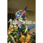 """Brad de Craciun 240 cm """"culorile magiei"""""""
