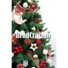 """Brad de Craciun 240 cm """"in asteptarea lui Mos Craciun"""""""