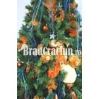 "Brad de Craciun 210 cm ""surpriza in culori"""