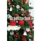 """Brad de Craciun 240 cm """"craciun tirolez"""""""