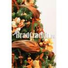 "Brad de Craciun 240 cm ""ciocolata cu coniac"""