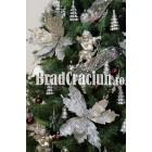 """Brad de Craciun 240 cm """"ingerii florilor"""""""
