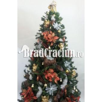 """Brad de Craciun 340 cm """"poiana renilor"""""""