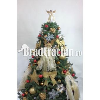 "Brad de Craciun 450 cm  ""iarna zanelor"""