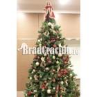 """Brad de Craciun 300 cm """"bogatia iernii"""""""