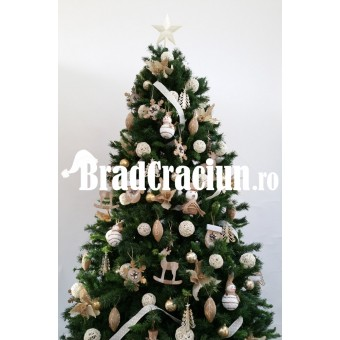 "Brad de Craciun 300 cm ""alegorie naturala"""