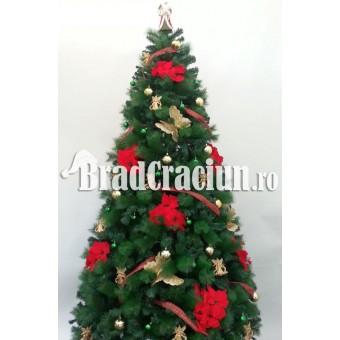 """Serie 16 buc. Brad de Craciun cu pin 300 cm  """"Steaua Craciunului"""""""